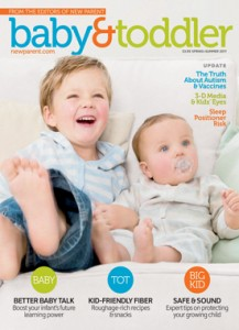 Baby and Toddler cover